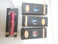 Used Refillable perfume Atomizer 4 x 5ml. in Dubai, UAE