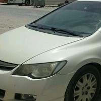 Used Honda Civil Full Automatic 2008 in Dubai, UAE
