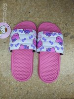 Used Kids slipper hello Kitty and mickey in Dubai, UAE