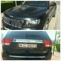 Used Jeep Grand Cherokee SRT8  in Dubai, UAE