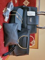 Used Prada Ladies Hand Bag Set of 4 pcs in Dubai, UAE
