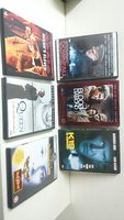 Used Hollywood DVD movies in Dubai, UAE