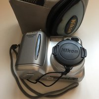 Used Nikon Coolpix E4300 Camera.(NOT WORKING) in Dubai, UAE