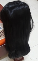 "Used Full lace seamless straight hair 26"" in Dubai, UAE"