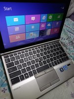 Used Hp 2170p Corei5 like new 3hours pls bat3 in Dubai, UAE