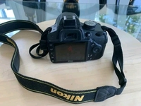 Used Nikon d3200 camera in Dubai, UAE