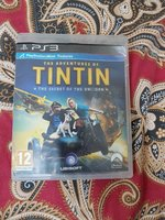 Used PlayStation 3 The Adventures of Tintin in Dubai, UAE