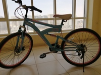 Used Long Speed Bicycle (geared) in Dubai, UAE