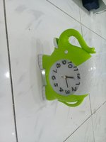 Elephant shape clock