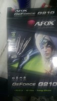 Video card Fox GT210 DDR3 1 Gb