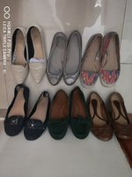 Used Flat shoes size39. 5 in Dubai, UAE