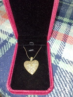 Used External love necklace in Dubai, UAE