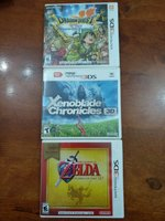 Used 3 Legendary 3DS Games in 1 Price in Dubai, UAE