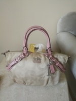 Used ORIGINAL COACH HANDBAG.. in Dubai, UAE