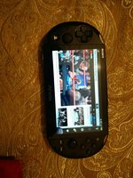 Used PS Vita New Slim Model PCH-20 in Dubai, UAE