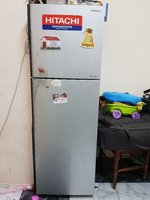 Used Hitachi fridge & washing machine AED 500 in Dubai, UAE