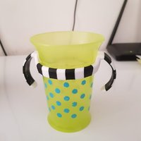 Used Tommy Tippee baby cup in Dubai, UAE