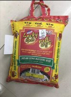 Used GBR LUCKY gold inidan masoori rice 5 kg in Dubai, UAE