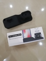 Used 4 in 1 charging standnew 2 pieces in Dubai, UAE