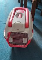 Used Cat carrier trolley with wheels in Dubai, UAE