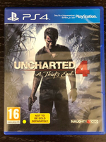 Used Uncharted / video game / ps4 in Dubai, UAE
