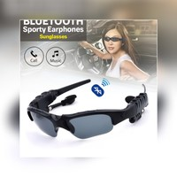 Bluetooth sunglasses with headphone