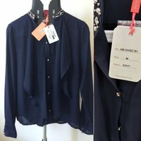 Used Riva chiffon blouse in Dubai, UAE
