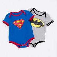 Used Bundle Offer: Batman & Superman Romper in Dubai, UAE