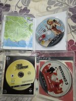 Used Ps3 games all 3 in Dubai, UAE