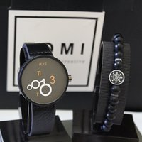 NEW Edition Leather Watch °With Bracelet