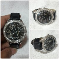 Brand new black watch for lady