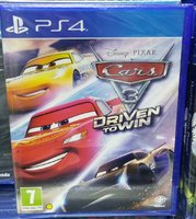 Ps4 game - CARS 3