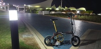 Used Java x1 folding bike in Dubai, UAE