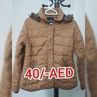Used Jacket with hood in Dubai, UAE