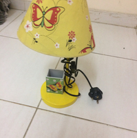 Used Yellow Lamp Working Good in Dubai, UAE