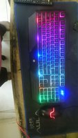 Used Rgb Gaming keyboard and mouse in Dubai, UAE