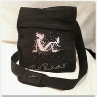 Used Pink Panther shoulder Bag.. in Dubai, UAE