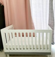 Used Baby crib/bed in Dubai, UAE