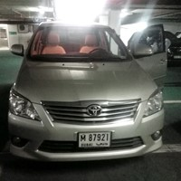 Used 2013 Toyota Innova for immediate Sale In Excellent Condition in Dubai, UAE