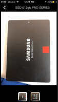 Used SAMSUNG SSd 512 in Dubai, UAE