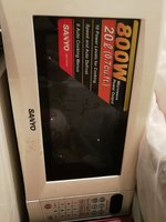 Used Unworking sanyo microwave in Dubai, UAE