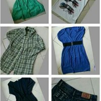 Used clothing in Dubai, UAE