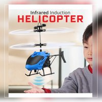 Used New flyung helicopter with remote in Dubai, UAE