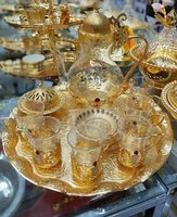 Used Fancy tea pot set in Dubai, UAE