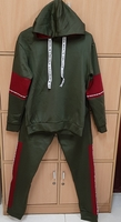 Used 2 pcs track/sport suits for him, M in Dubai, UAE