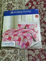 Used 100%cotton Bedsheet set in Dubai, UAE