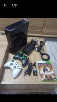Used XBOX 360 with KINECT and games in Dubai, UAE