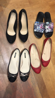 Used different shoes size 38  in Dubai, UAE