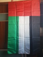 Used Jumbo Big UAE Flag in Dubai, UAE