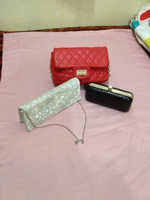Used Bundle of clutch bag with sling  in Dubai, UAE